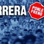 """Ponle freno"", la carrera ""más popular"" de Madrid"