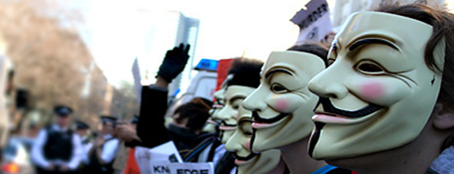 manifestación Anonymous featured